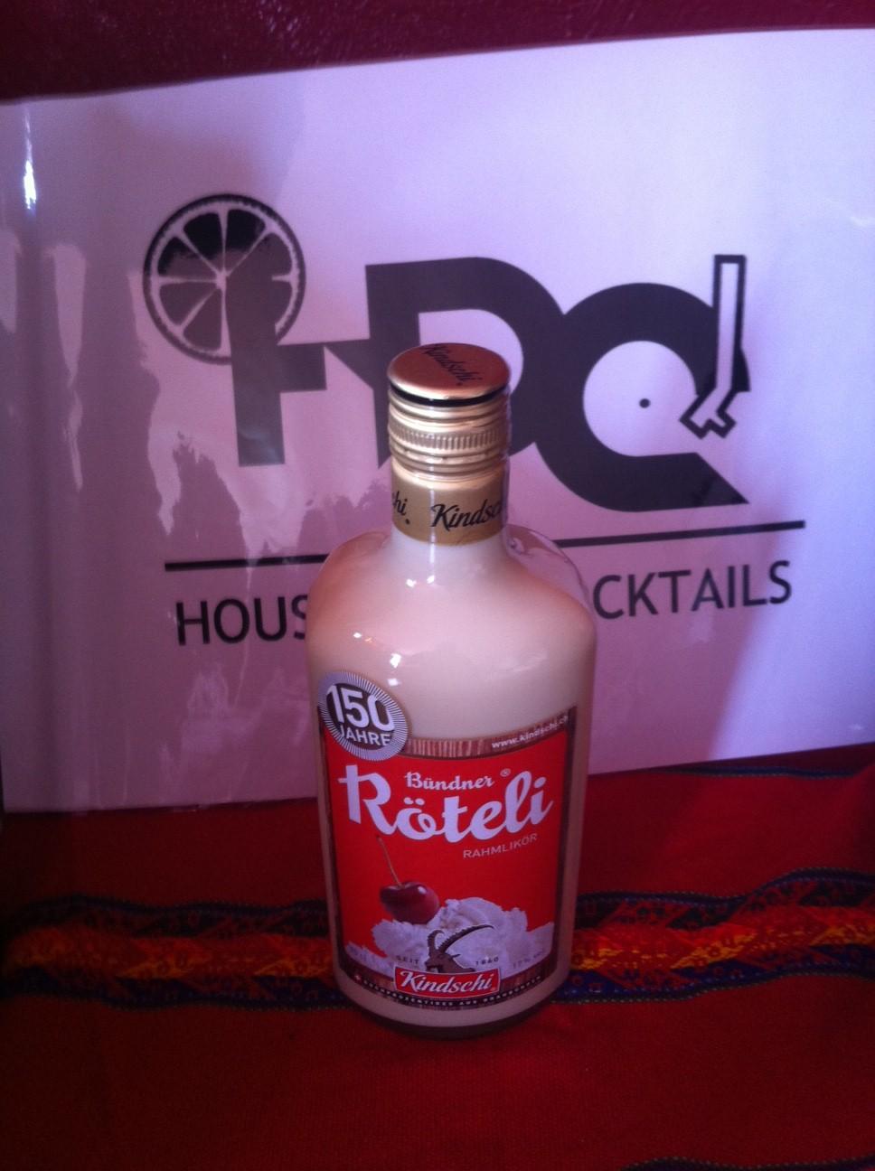 Liqueur - Röteli