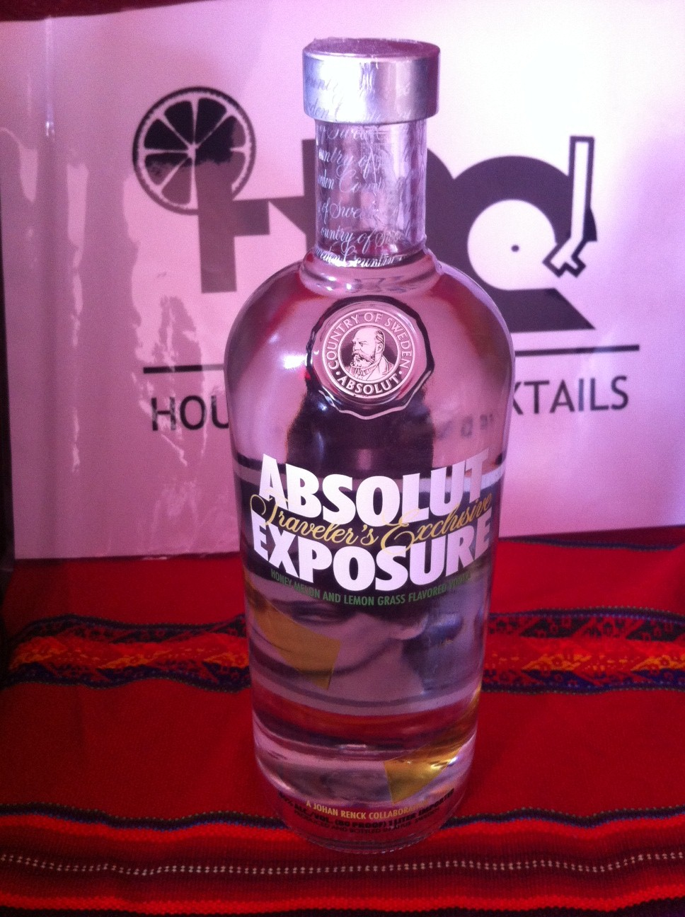 Vodka - Absolut Exposure #1