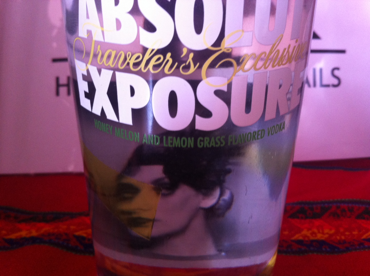 Vodka - Absolut Exposure #2
