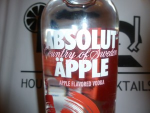 Absolut Apple (1)