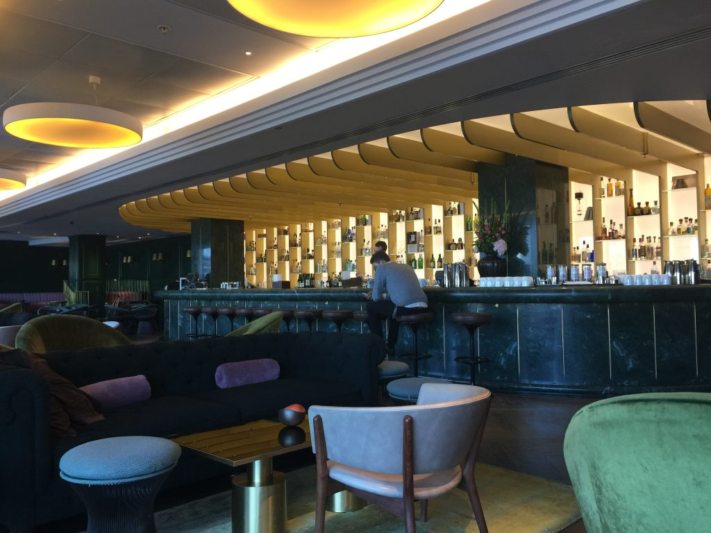 Dandelyan, un des 50 meilleurs bars du Monde