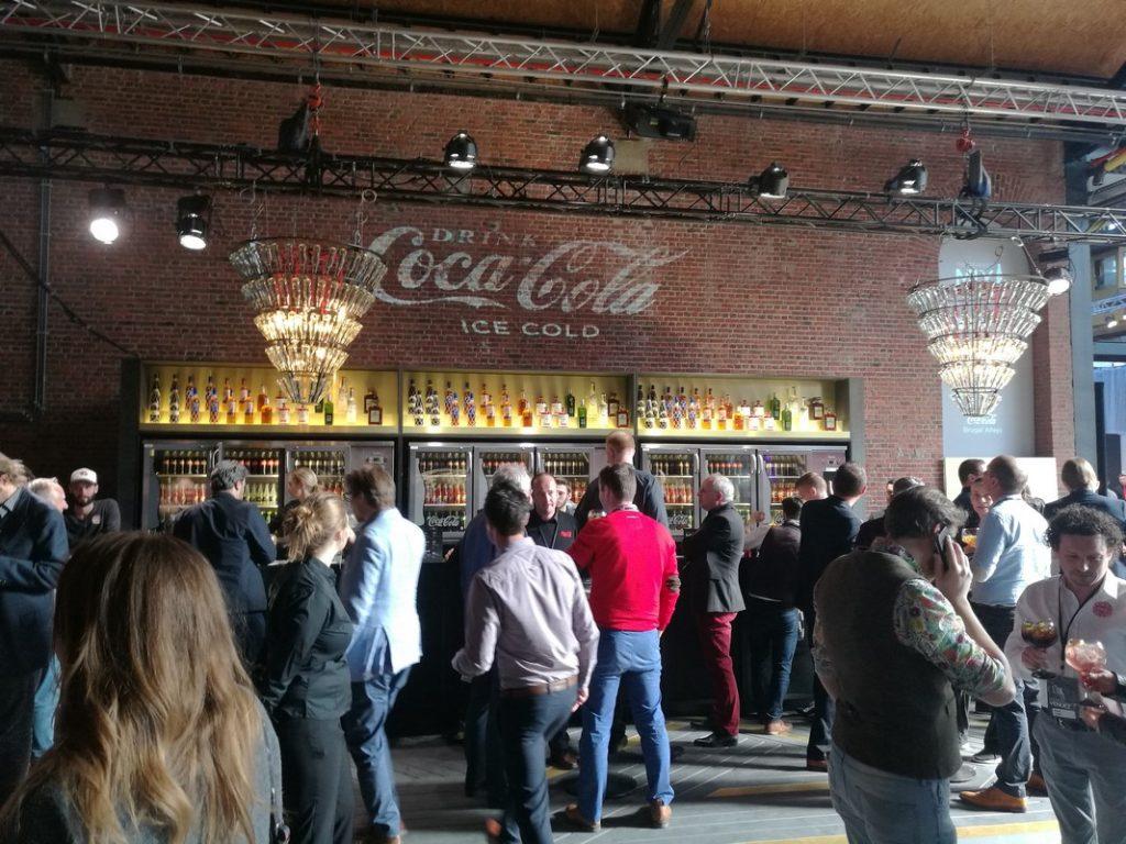 Stand Coca COla