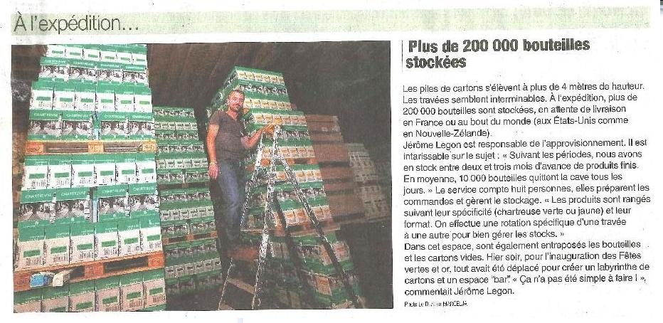 Le Dauphiné Libéré (17/05/2017) - Fêtes Vertes et Or Voiron #3