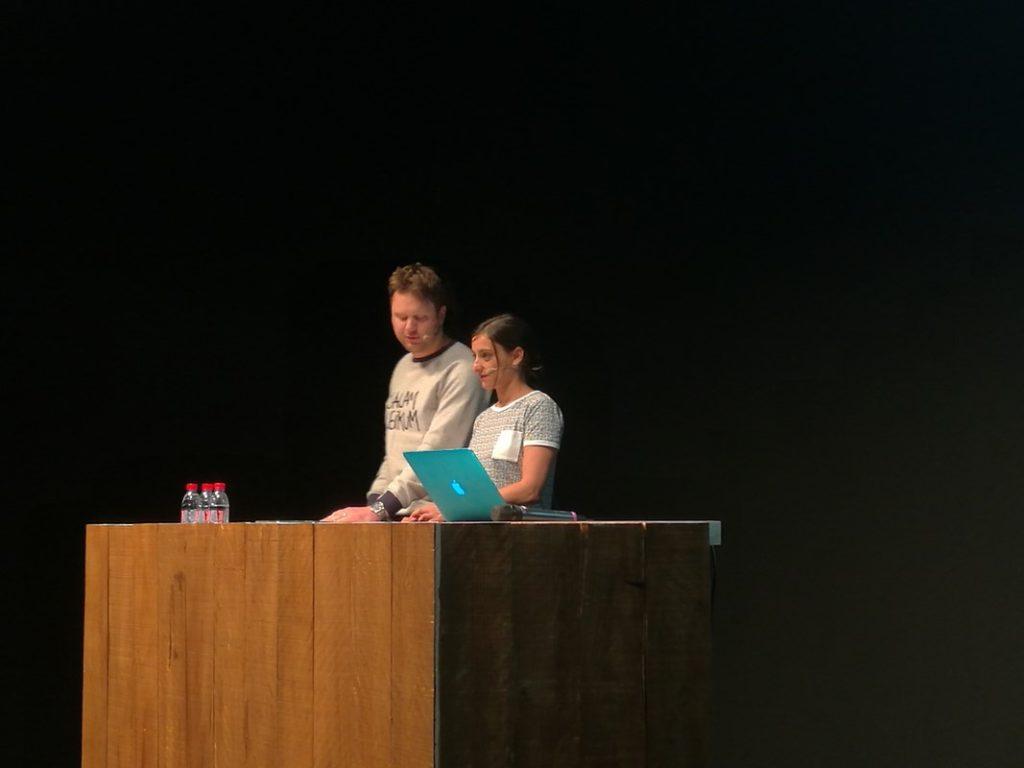 Clarie Feral, Akram et Raphael Le Conan